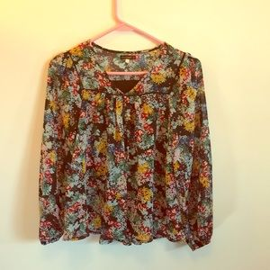 Ella Moss Girl's Blouse